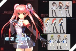 Rating: Safe Score: 19 Tags: character_design dmyo dress fixed heels snow_ring thighhighs User: mmqmxsg