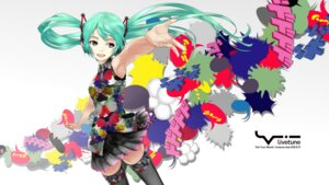 Rating: Safe Score: 30 Tags: hatsune_miku jpeg_artifacts saiki tell_your_world_(vocaloid) thighhighs vocaloid User: saiki