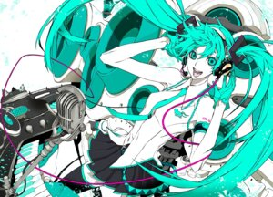 Rating: Safe Score: 19 Tags: hatsune_miku melt_(vocaloid) miwa_shirow vocaloid User: Radioactive