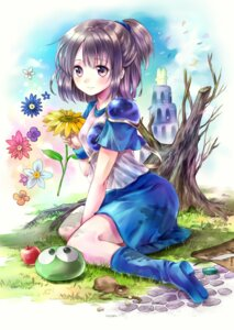 Rating: Safe Score: 30 Tags: arle_nadja hanekoto puyo_puyo User: 椎名深夏