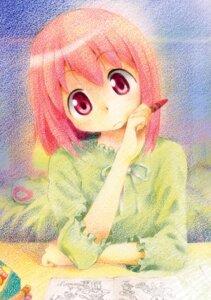 Rating: Safe Score: 14 Tags: gofu kaname_madoka kyubey pajama puella_magi_madoka_magica User: Hatsukoi