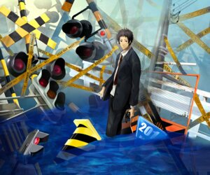 Rating: Safe Score: 4 Tags: adachi_tohru male megaten persona persona_4 toki-o User: Radioactive
