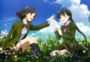Rating: Safe Score: 26 Tags: nakamura_miyuki rdg:_red_data_girl seifuku shiba_minako souda_mayura suzuhara_izumiko User: narutoXgarcia