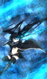 Rating: Safe Score: 12 Tags: black_rock_shooter black_rock_shooter_(character) shirogane_usagi thighhighs vocaloid User: charunetra