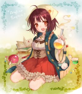 Rating: Safe Score: 24 Tags: atelier_sophie sophie_neuenmuller umecchi User: Mr_GT