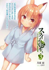 Rating: Safe Score: 17 Tags: animal_ears ichiri kitsune tagme tail yukata User: kiyoe