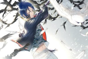Rating: Safe Score: 7 Tags: ekita_xuan heterochromia katekyo_hitman_reborn! male rokudou_mukuro weapon User: charunetra