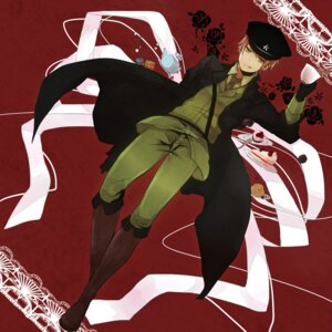 Rating: Safe Score: 11 Tags: hetalia_axis_powers male shirota_mifuru united_kingdom User: Amperrior