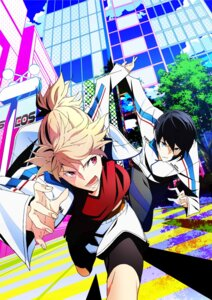 Rating: Safe Score: 13 Tags: digital_version male prince_of_stride_alternative riku_yagami takeru_fujiwara User: blooregardo