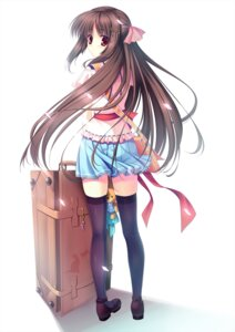 Rating: Safe Score: 38 Tags: futaori_arisa thighhighs User: blooregardo
