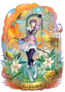Rating: Safe Score: 29 Tags: eiyuu_densetsu eiyuu_densetsu:_sora_no_kiseki eiyuu_densetsu:_zero_no_kiseki pantyhose ryuuzaki_itsu sword User: fairyren