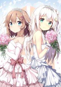 Rating: Safe Score: 58 Tags: dress feng_mao_mc wedding_dress User: 蕾咪