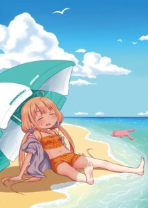 Rating: Safe Score: 15 Tags: bikini futaba_anzu ningen_modoki random swimsuits the_idolm@ster the_idolm@ster_cinderella_girls User: Radioactive