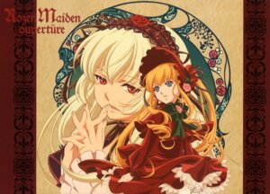 Rating: Safe Score: 13 Tags: lolita_fashion rozen_maiden shinku suigintou User: vita