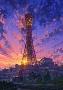 Rating: Safe Score: 32 Tags: landscape niko_p signed User: RyuZU