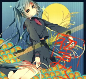 Rating: Safe Score: 7 Tags: har0u0 hatsune_miku seifuku vocaloid User: 23yAyuMe