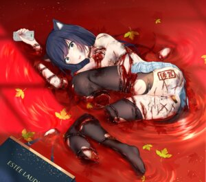 Rating: Explicit Score: 21 Tags: anal animal_ears blood cum extreme_content guro nipples nopan pussy seifuku skirt_lift tattoo thighhighs topless torn_clothes wyvern_s4 User: kulipator