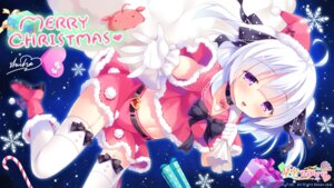 Rating: Questionable Score: 53 Tags: christmas heels hoshizora_tea_party_extra noda_shuha skyfish_poco stockings thighhighs wallpaper yamane_nemu User: Wilhelmina