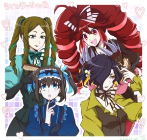 Rating: Safe Score: 11 Tags: dress kiraki senki_zesshou_symphogear_gx User: Radioactive