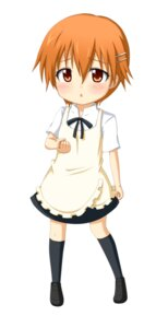 Rating: Safe Score: 9 Tags: chibi inami_mahiru kuena working!! User: SubaruSumeragi