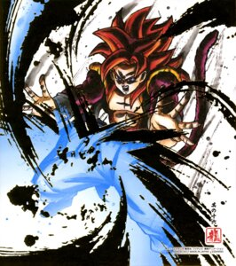 Rating: Questionable Score: 12 Tags: dragon_ball dragon_ball_gt gogeta male User: drop