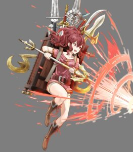 Rating: Questionable Score: 5 Tags: anna_(fire_emblem) fire_emblem fire_emblem_heroes fire_emblem_kakusei heels kaya8 nintendo weapon User: fly24