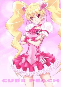 Rating: Safe Score: 11 Tags: dress fresh_pretty_cure! futari_wa_pretty_cure kojikoji momozono_love pretty_cure User: charunetra