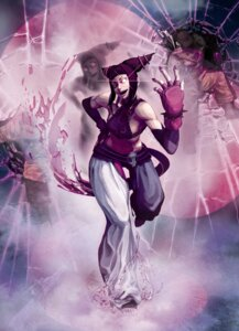 Rating: Safe Score: 15 Tags: capcom han_juri street_fighter street_fighter_x_tekken teshigawara_kazuma User: Radioactive