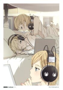 Rating: Safe Score: 23 Tags: headphones mebae User: Aurelia