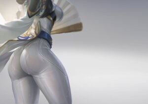 Rating: Safe Score: 16 Tags: ass bodysuit see_through wet youyi_(ww5413203) User: mash