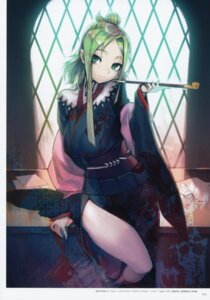 Rating: Questionable Score: 22 Tags: full_metal_daemon_muramasa japanese_clothes namaniku_atk nitroplus smoking User: Radioactive