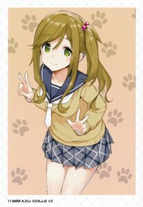Rating: Safe Score: 27 Tags: inuyama_aoi jenoa_cake seifuku sweater takayaki yurucamp User: kiyoe