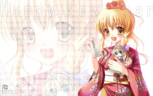 Rating: Safe Score: 24 Tags: alice_margatroid chibi kimono kirisame_marisa sousouman touhou wallpaper User: blooregardo