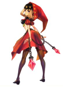 Rating: Safe Score: 41 Tags: george_kamitani odin_sphere shigatake thighhighs velvet User: Radioactive