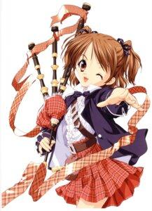 Rating: Safe Score: 5 Tags: screening sister_princess tenhiro_naoto yotsuba User: hirotn