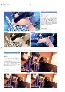Rating: Questionable Score: 16 Tags: hasekura_airi misaki_kurehito ushinawareta_mirai_wo_motomete User: Twinsenzw