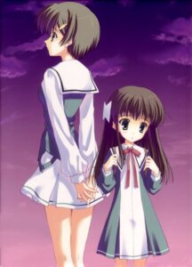 Rating: Safe Score: 5 Tags: ishizuki_koyori ishizuki_mana sola User: admin2