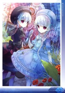 Rating: Safe Score: 26 Tags: alice_(fate/extra) fate/extra fate/stay_night fruit_punch lolita_fashion nursery_rhyme_(fate/extra) scanning_artifacts type-moon User: Radioactive
