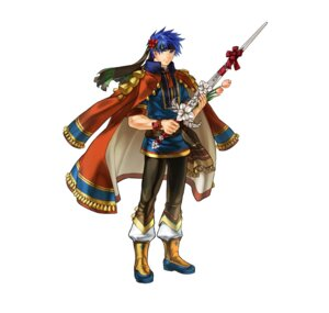 Rating: Questionable Score: 2 Tags: fire_emblem fire_emblem:_souen_no_kiseki fire_emblem_heroes ike kita_senri nintendo sword User: fly24