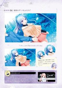Rating: Questionable Score: 9 Tags: akino_subaru digital_version gin'iro_haruka kisaragi_mizuha tone_work's User: Twinsenzw