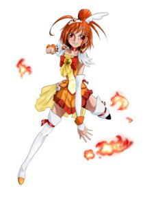 Rating: Safe Score: 5 Tags: hino_akane nukosan. pretty_cure smile_precure! thighhighs User: Radioactive