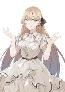 Rating: Safe Score: 23 Tags: cleavage dress girls_frontline inxst ppk_(girls_frontline) User: charunetra
