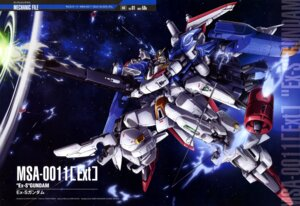 Rating: Safe Score: 19 Tags: gun gundam gundam_sentinel mecha suzuki_kanta weapon User: drop