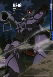 Rating: Safe Score: 4 Tags: gundam mecha mobile_suit_gundam mutaguchi_hiroki User: Radioactive