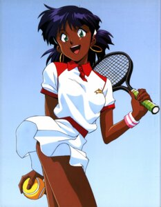 Rating: Safe Score: 4 Tags: honda_takeshi nadia nadia_secret_of_blue_water tennis User: Blindseer
