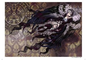 Rating: Safe Score: 14 Tags: lolita_fashion moruga rozen_maiden suigintou thighhighs User: Radioactive