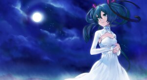 Rating: Safe Score: 19 Tags: dress fuyubou hatsune_miku vocaloid User: AnimalsNight