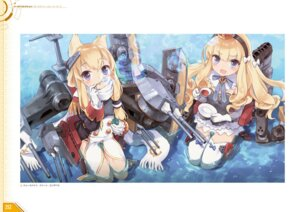 Rating: Questionable Score: 16 Tags: azur_lane queen_elizabeth_(azur_lane) tagme warspite_(azur_lane) User: Twinsenzw