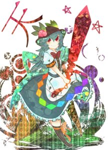 Rating: Safe Score: 4 Tags: hinanawi_tenshi itomugi-kun touhou User: itsu-chan