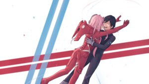 Rating: Safe Score: 11 Tags: ass bodysuit darling_in_the_franxx hiro_(darling_in_the_franxx) horns sasplayer signed wallpaper zero_two_(darling_in_the_franxx) User: 김도엽